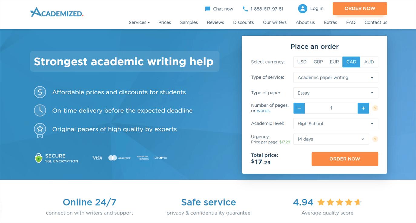 academized.com review